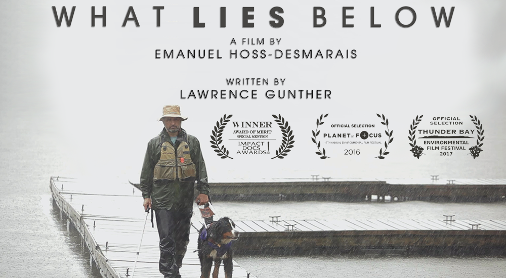 "Documentary ""What Lies Below"""