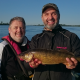 lawrences walleye with dennis
